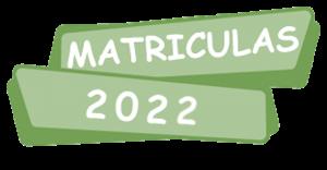 Ficha Matrícula 2022